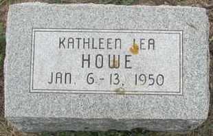 HOWE, KATHLEEN - Buffalo County, Nebraska | KATHLEEN HOWE - Nebraska Gravestone Photos