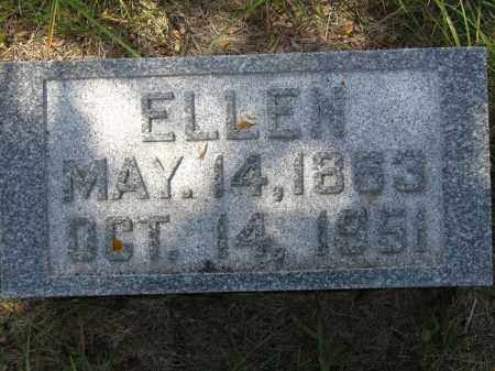 JOHNSON, ELLEN - Buffalo County, Nebraska   ELLEN JOHNSON - Nebraska Gravestone Photos