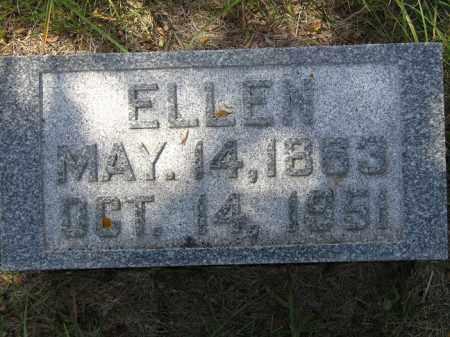 JOHNSON, ELLEN - Buffalo County, Nebraska | ELLEN JOHNSON - Nebraska Gravestone Photos