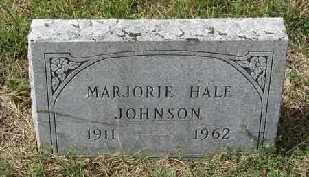 JOHNSON, MARJORIE - Buffalo County, Nebraska | MARJORIE JOHNSON - Nebraska Gravestone Photos