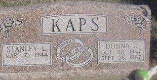 KAPS, STANLEY L. - Buffalo County, Nebraska | STANLEY L. KAPS - Nebraska Gravestone Photos