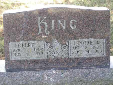 KING, ROBERT L. - Buffalo County, Nebraska | ROBERT L. KING - Nebraska Gravestone Photos