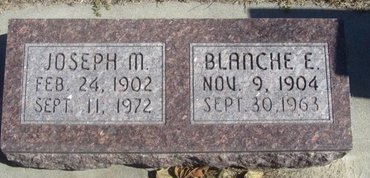 KLINKACEK, BLANCHE E. - Buffalo County, Nebraska | BLANCHE E. KLINKACEK - Nebraska Gravestone Photos