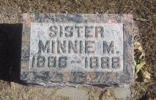 KNERL, MINNIE M. - Buffalo County, Nebraska | MINNIE M. KNERL - Nebraska Gravestone Photos