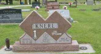 KNERL, RAYMOND J - Buffalo County, Nebraska | RAYMOND J KNERL - Nebraska Gravestone Photos