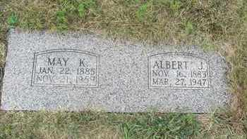 KRUMBACK, ALBERT - Buffalo County, Nebraska | ALBERT KRUMBACK - Nebraska Gravestone Photos