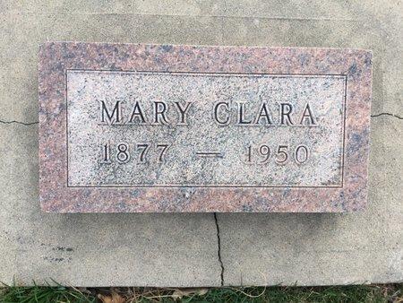FREEZE, MARY CLARA - Buffalo County, Nebraska   MARY CLARA FREEZE - Nebraska Gravestone Photos