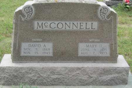 MCCONNELL, DAVID - Buffalo County, Nebraska   DAVID MCCONNELL - Nebraska Gravestone Photos