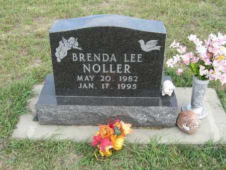 NOLLER, BRENDA - Buffalo County, Nebraska | BRENDA NOLLER - Nebraska Gravestone Photos