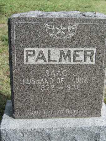 PALMER, ISAAC - Buffalo County, Nebraska | ISAAC PALMER - Nebraska Gravestone Photos