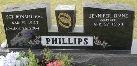 PHILLIPS, RONALD - Buffalo County, Nebraska | RONALD PHILLIPS - Nebraska Gravestone Photos
