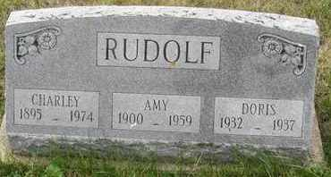 RUDOLF, DORIS - Buffalo County, Nebraska | DORIS RUDOLF - Nebraska Gravestone Photos