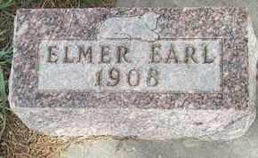SANDER, ELMER - Buffalo County, Nebraska | ELMER SANDER - Nebraska Gravestone Photos