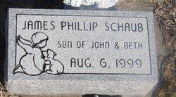 SCHAUB, JAMES PHILLIP - Buffalo County, Nebraska | JAMES PHILLIP SCHAUB - Nebraska Gravestone Photos