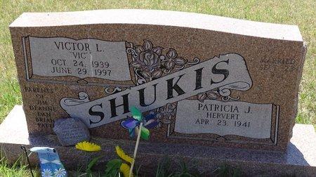 SHUKIS, VICTOR L. - Buffalo County, Nebraska | VICTOR L. SHUKIS - Nebraska Gravestone Photos