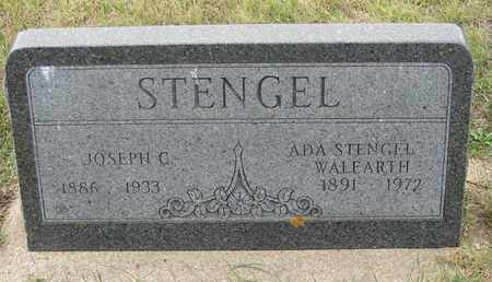 STENGEL, JOSEPH - Buffalo County, Nebraska | JOSEPH STENGEL - Nebraska Gravestone Photos