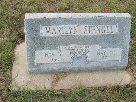 STENGEL, MARILYN - Buffalo County, Nebraska | MARILYN STENGEL - Nebraska Gravestone Photos