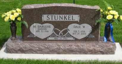 HADDIX STUNKEL, M DARLENE - Buffalo County, Nebraska   M DARLENE HADDIX STUNKEL - Nebraska Gravestone Photos