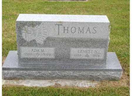 KNERL THOMAS, ADA M - Buffalo County, Nebraska | ADA M KNERL THOMAS - Nebraska Gravestone Photos