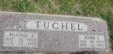 TUCHEL, JOHN - Buffalo County, Nebraska | JOHN TUCHEL - Nebraska Gravestone Photos