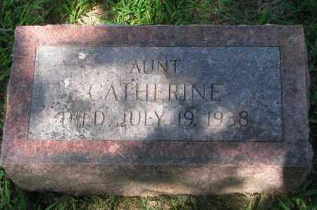 ALEXANDER, CATHERINE - Burt County, Nebraska | CATHERINE ALEXANDER - Nebraska Gravestone Photos