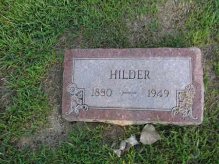 ALEXANDER, HILDER - Burt County, Nebraska   HILDER ALEXANDER - Nebraska Gravestone Photos