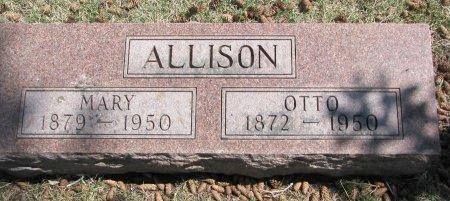 "ALLISON, MARY L. ""JO"" - Burt County, Nebraska | MARY L. ""JO"" ALLISON - Nebraska Gravestone Photos"