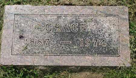AMICK, GRACE - Burt County, Nebraska | GRACE AMICK - Nebraska Gravestone Photos
