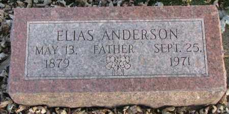 ANDERSON, ELIAS - Burt County, Nebraska | ELIAS ANDERSON - Nebraska Gravestone Photos