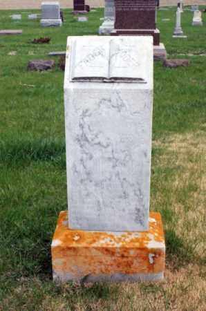 ANDERSON, FAMILY - Burt County, Nebraska   FAMILY ANDERSON - Nebraska Gravestone Photos