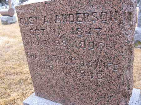 ANDERSON, CHARLOTTA C. - Burt County, Nebraska | CHARLOTTA C. ANDERSON - Nebraska Gravestone Photos