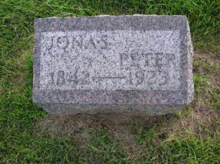 ANDERSON, JONAS PETER - Burt County, Nebraska | JONAS PETER ANDERSON - Nebraska Gravestone Photos