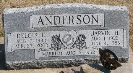 ANDERSON, DELOIS LUCILLE - Burt County, Nebraska | DELOIS LUCILLE ANDERSON - Nebraska Gravestone Photos