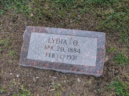 ANDERSON, LYDIA O. - Burt County, Nebraska   LYDIA O. ANDERSON - Nebraska Gravestone Photos