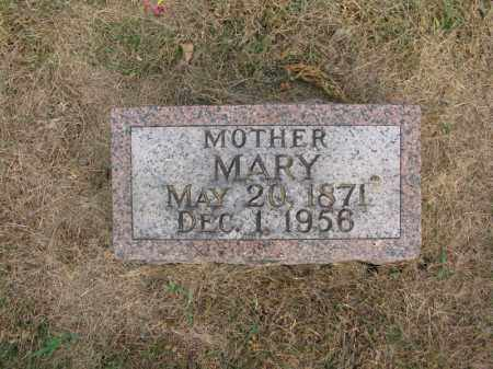 ANDERSON, MARY - Burt County, Nebraska | MARY ANDERSON - Nebraska Gravestone Photos