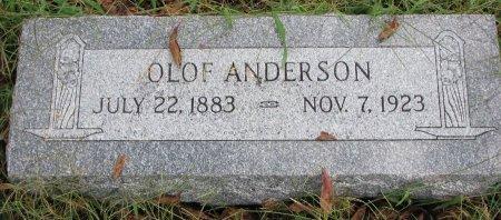 ANDERSON, OLOF - Burt County, Nebraska | OLOF ANDERSON - Nebraska Gravestone Photos