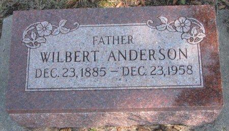 ANDERSON, WILBERT - Burt County, Nebraska   WILBERT ANDERSON - Nebraska Gravestone Photos