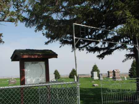 *ARGO, FRONT GATE - Burt County, Nebraska | FRONT GATE *ARGO - Nebraska Gravestone Photos