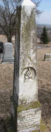 ASHLEY, GEORGE R. - Burt County, Nebraska | GEORGE R. ASHLEY - Nebraska Gravestone Photos