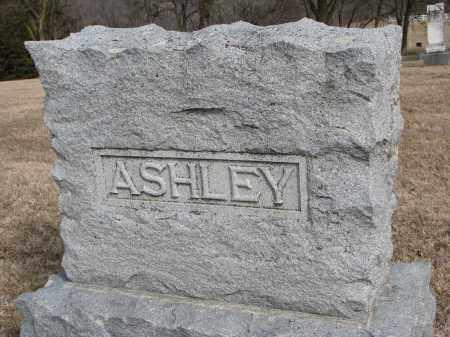 ASHLEY, FAMILY STONE - Burt County, Nebraska   FAMILY STONE ASHLEY - Nebraska Gravestone Photos