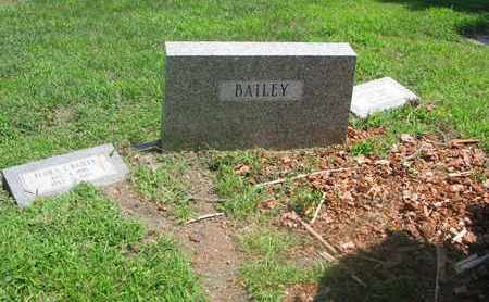 BAILEY, (FAMILY MONUMENT) - Burt County, Nebraska | (FAMILY MONUMENT) BAILEY - Nebraska Gravestone Photos
