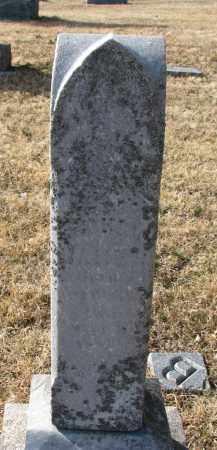 BAKER, CECILIA - Burt County, Nebraska | CECILIA BAKER - Nebraska Gravestone Photos