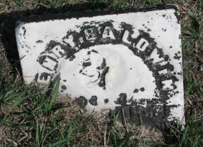 BALDWIN, HENRY - Burt County, Nebraska   HENRY BALDWIN - Nebraska Gravestone Photos