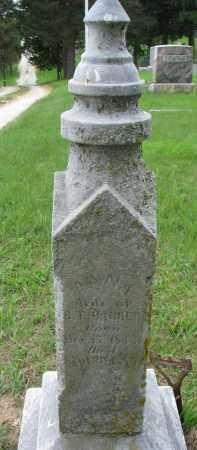 BARBER, ANNA - Burt County, Nebraska | ANNA BARBER - Nebraska Gravestone Photos