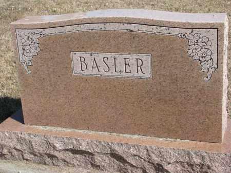 BASLER, FAMILY STONE - Burt County, Nebraska | FAMILY STONE BASLER - Nebraska Gravestone Photos