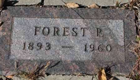 BEARD, FOREST P. - Burt County, Nebraska | FOREST P. BEARD - Nebraska Gravestone Photos
