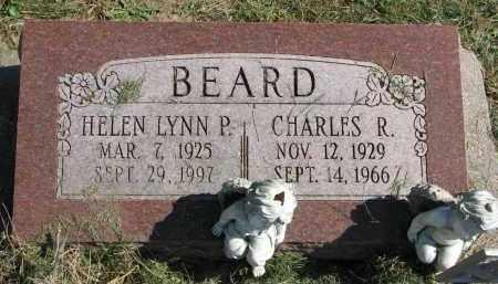 BEARD, CHARLES R. - Burt County, Nebraska | CHARLES R. BEARD - Nebraska Gravestone Photos