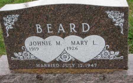 BEARD, MARY L. - Burt County, Nebraska | MARY L. BEARD - Nebraska Gravestone Photos