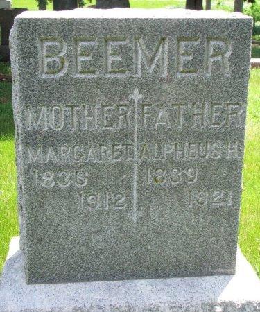 BEEMER, ALPHEUS H. - Burt County, Nebraska | ALPHEUS H. BEEMER - Nebraska Gravestone Photos