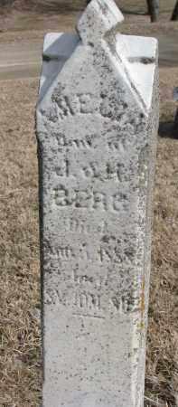 BERG, AMELIA - Burt County, Nebraska   AMELIA BERG - Nebraska Gravestone Photos